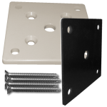 Base Plate Assembly Kit for Aluminum Square 5 color systems
