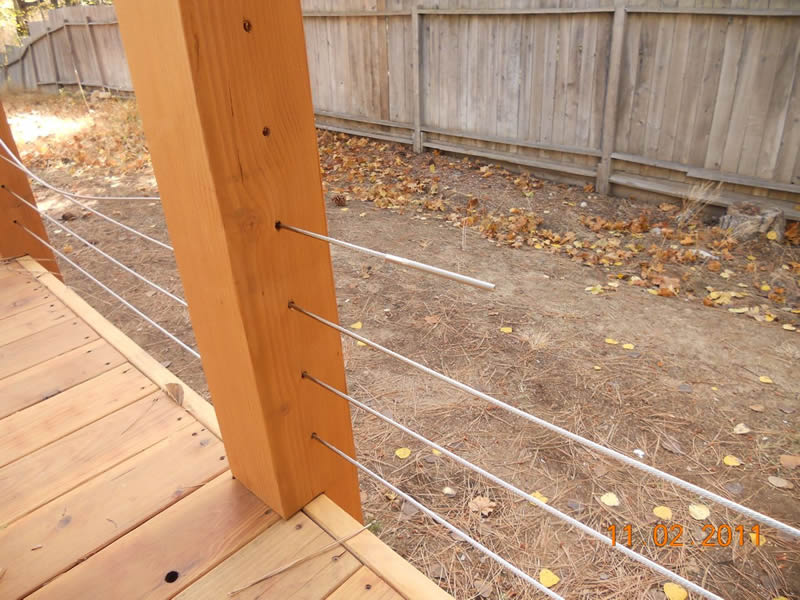Cable Infill Systems Gallery Cable Railing Direct