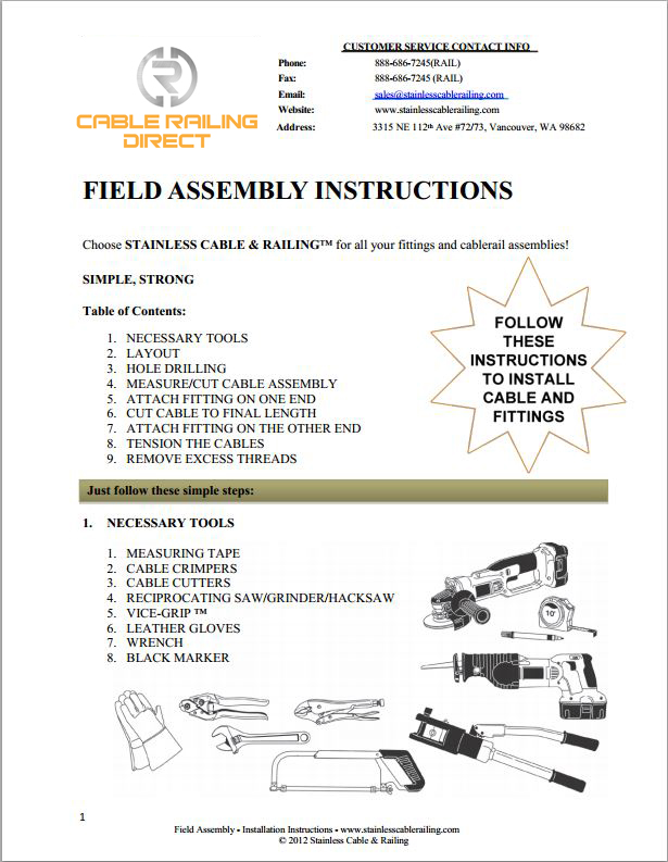 Field-Swaged-Through-Post-Fitting-Assembly-Instructions-copy