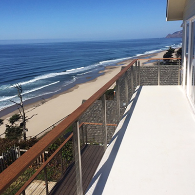 Stainless Steel Square Railing