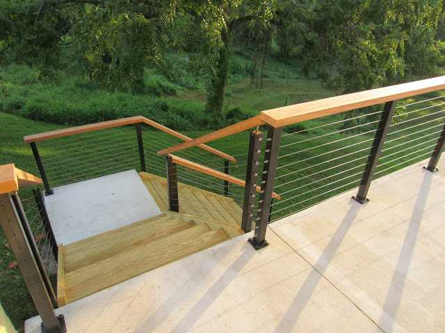 Malvern PA Cable Railing Install 3