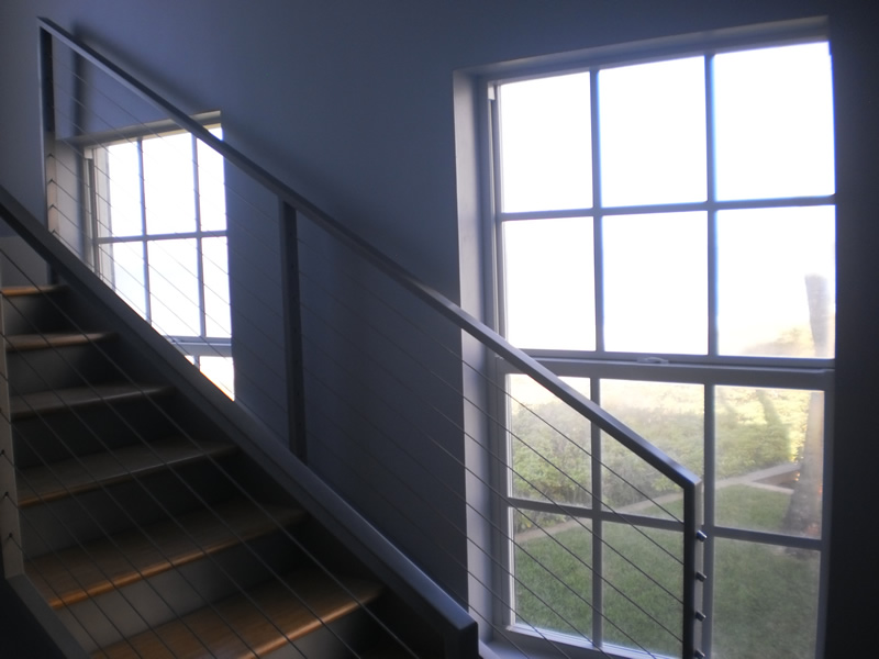 Interior Aluminum Cable Railing System