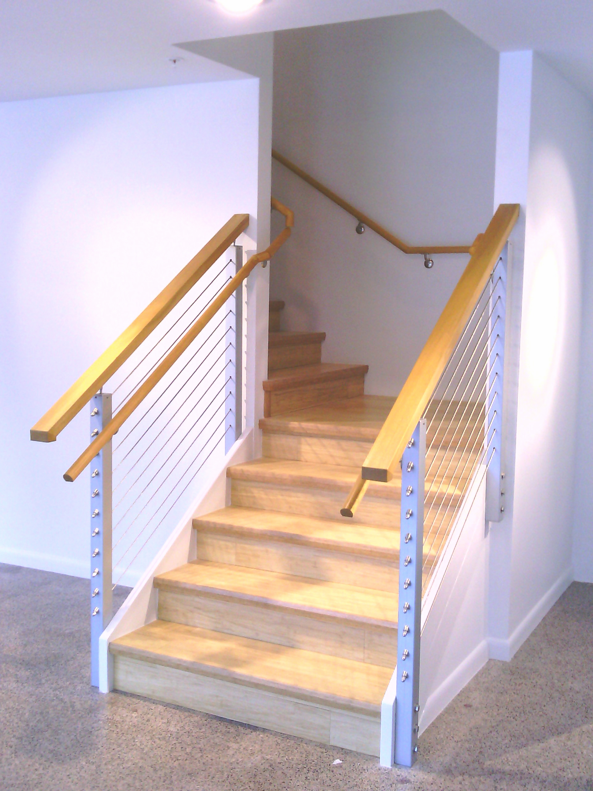 Aluminum Cable Railing Systems Cable Railing Direct