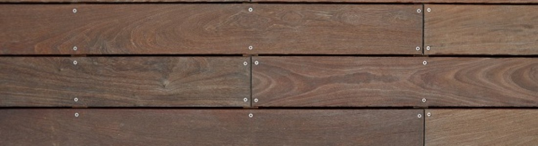 Tips for Finishing Ipe Decking